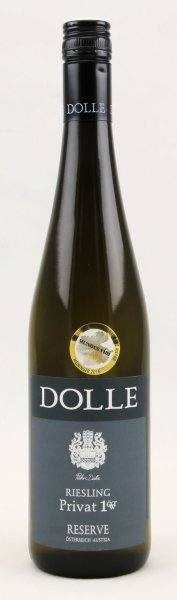 Riesling Privat Reserve ´17
