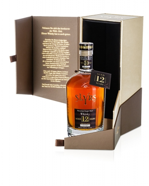Slyrs 12 Jahre 3. Edition 2005, Single Malt Whisky
