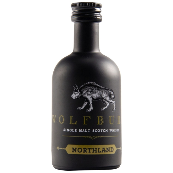 Wolfburn Northland Miniatur Single Malt Whisky