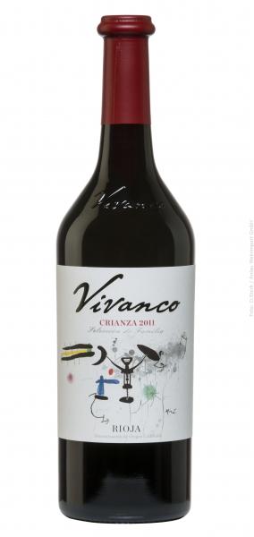 Vivanco Rioja DOC Crianza '12