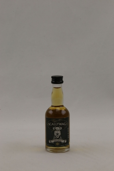Scallywag Miniatur Blended Malt Whisky