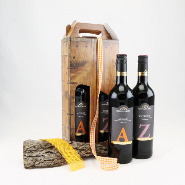 Wein von A-Z aus dem Remstal - GP