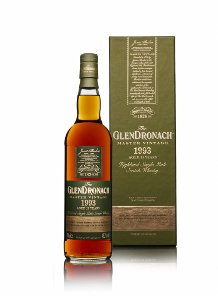 Glendronach Master Vintage 1993 Single Malt