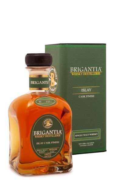 Brigantia Islay Cask Single Malt