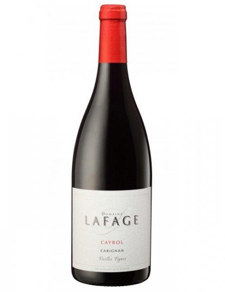 Lafage Cayrol Carignan Vielles Vignes '16